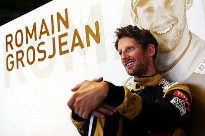 Grosjean se perfila como fuerte contendiente para Haas F1