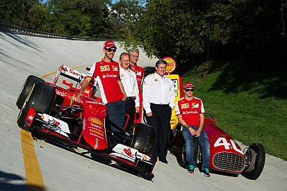 Record de vitesse de pointe 2015 en course pour Ferrari