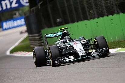 La Mercedes spera di salvare il motore evo di Rosberg