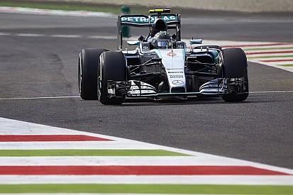 """Motor """"estourado"""" de Rosberg passa por investigação"""