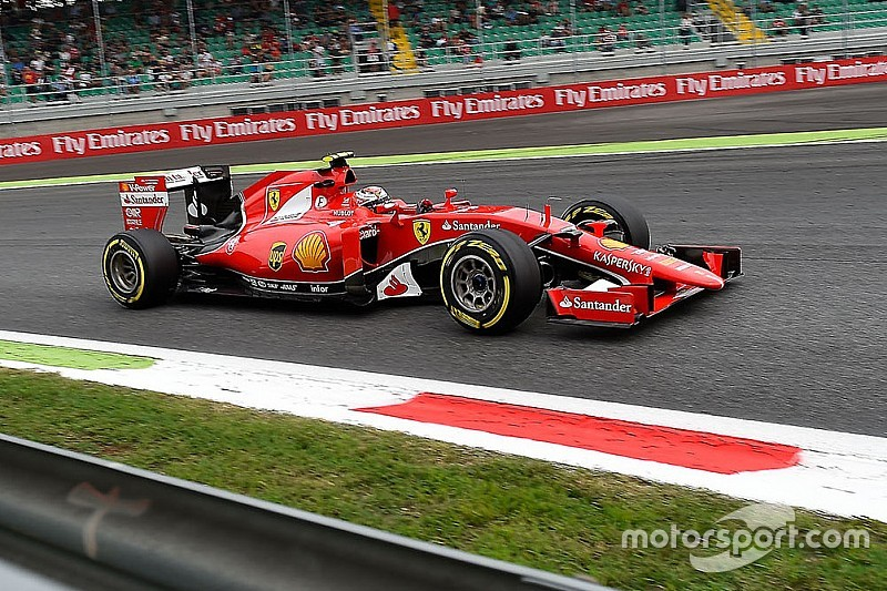 Ferrari positive despite gap to Mercedes