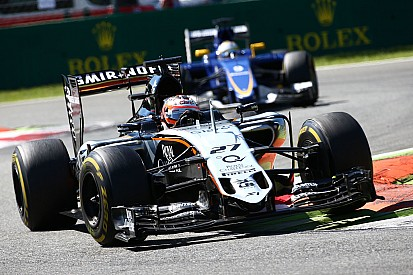 Monza: rubato un volante alla Force India