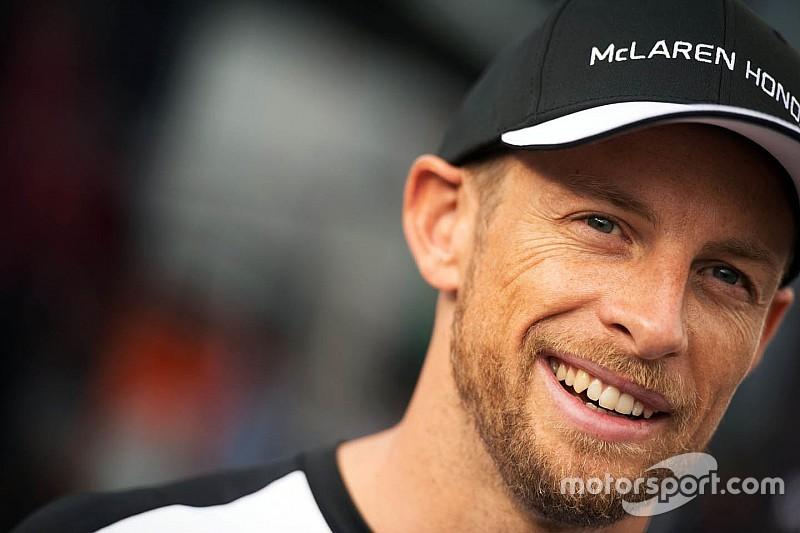 Button keeping faith in Honda