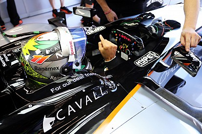 Police investigating Force India robbery