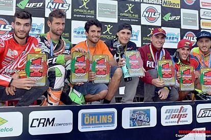Il Tricolore Motocross ha incoronato tutti i campioni