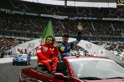 Massa and Piquet join Race of Champions 2015