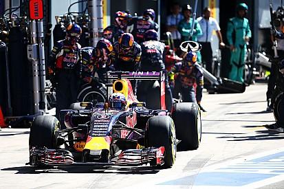 Команды Red Bull могут не воспользоваться обновлениями от Renault