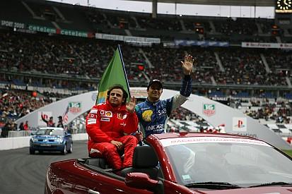 Massa y Piquet se unirán a la Carrera de Campeones 2015