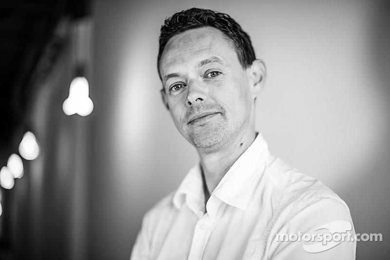 Charles Bradley wird Chefredakteur von Motorsport.com