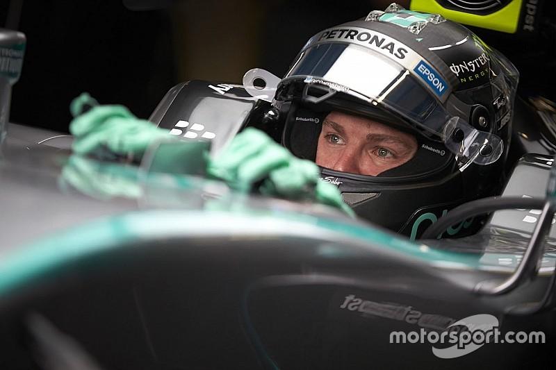 """Rosberg admite ser preciso """"pequeno milagre"""" para ser campeão"""