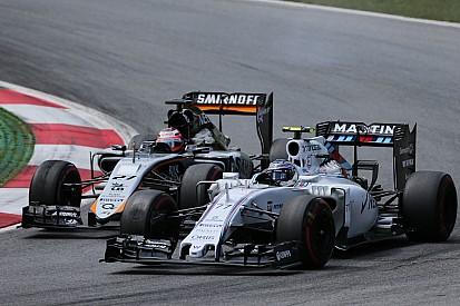 Aston Martin может стать партнером Force India или Williams