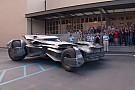 Vidéo - 330 km/h pour la nouvelle Batmobile!