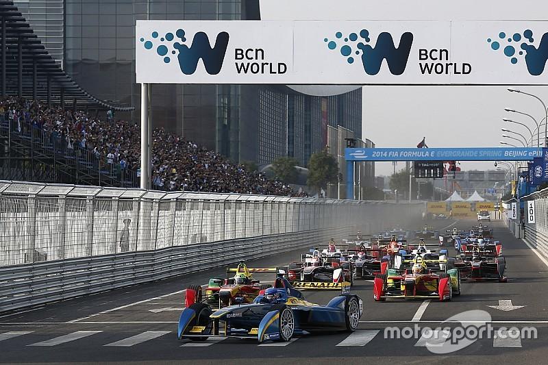 Se retrasa la apertura de la Fórmula E