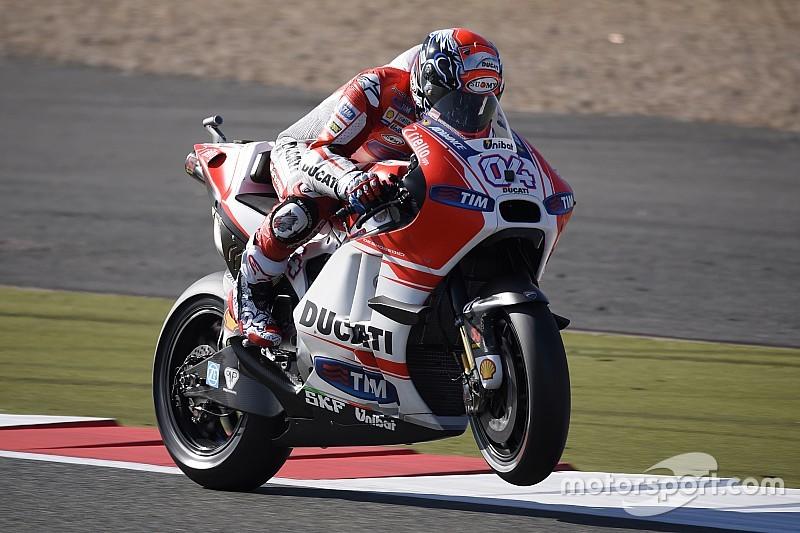 Andrea Dovizioso cerca il primo podio a Misano