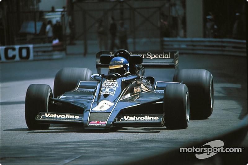 10 septembre 1978 - Le monde de la F1 perdait le grand Ronnie Peterson
