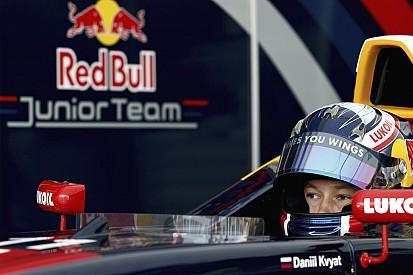 День, когда Квят попал в программу Red Bull