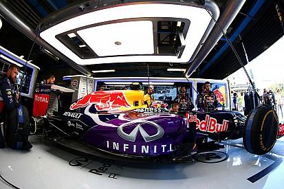 Сотрудничество Red Bull и Infiniti под вопросом