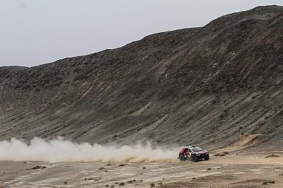 中国大越野报道(7) SS11德普雷首夺赛段冠军