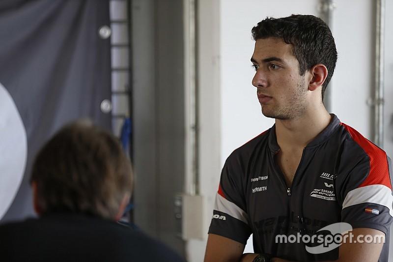 Латифи завершит сезон с MP Motorsport