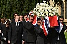 Celebrato oggi il funerale di Justin Wilson