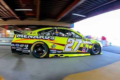 Menard's sponsorship confirmed to return with RCR in 2016