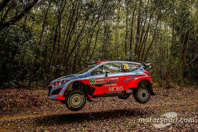 Australia, PS3: Hyundai sogna con Sordo e Neuville