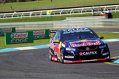 "Whincup: New car was a ""big risk"""