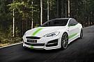 La Tesla Model S a droit à son package Mansory!