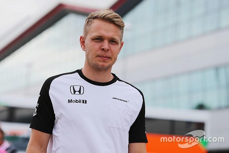 """Magnussen n'était """"pas du tout préparé"""" à la décision de McLaren"""