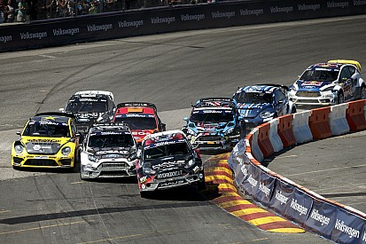 Global Rallycross returns to Los Angeles