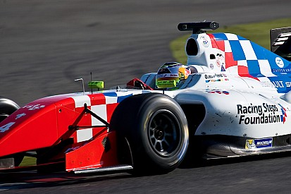 Nurburgring FR3.5: Rowland gets pole in red-flagged Saturday qualifying