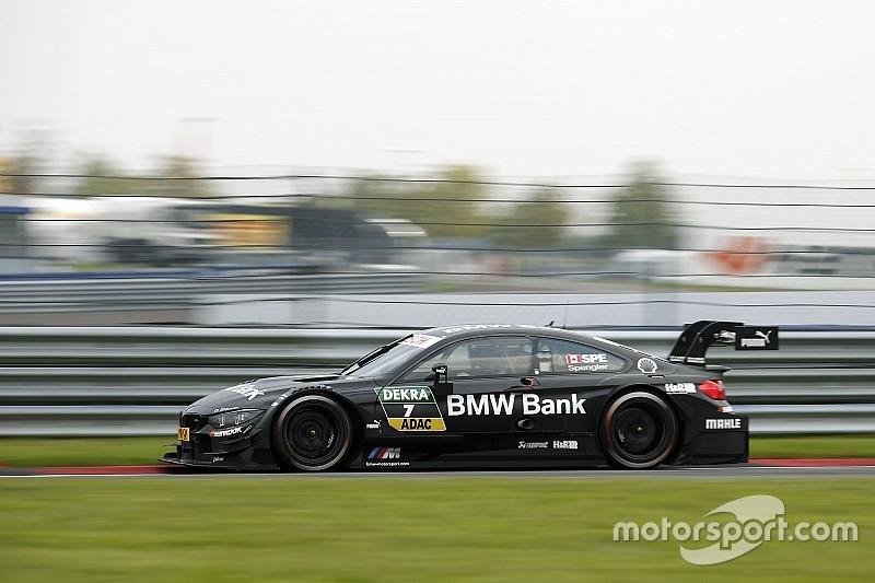 EL2 - BMW et Bruno Spengler sortent du brouillard