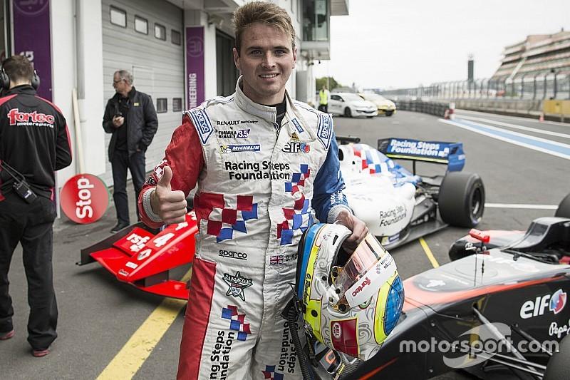 Nurburgring FR3.5: Rowland secures straightforward Saturday victory