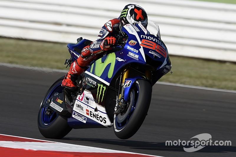 Qualifs - Troisième pole position de l'année pour Lorenzo