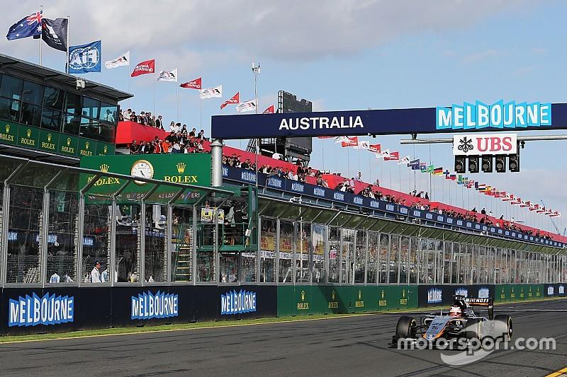 Melbourne secures Australian GP until 2023