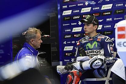 """Lorenzo critica Rossi após incidente: """"poderia ter perdido pole"""""""