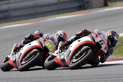 Settima fila per le RS-GP di Bradl e Bautista a Misano