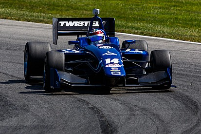 Chilton takes pole for Indy Lights decider at Laguna Seca