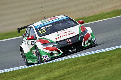 Course 2 – Monteiro et Honda s'imposent, Lopez abandonne