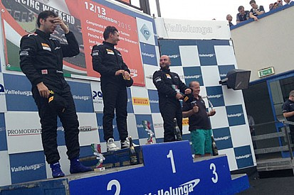 Mini Challenge: Gianluca Calcagni trionfa in Gara 2