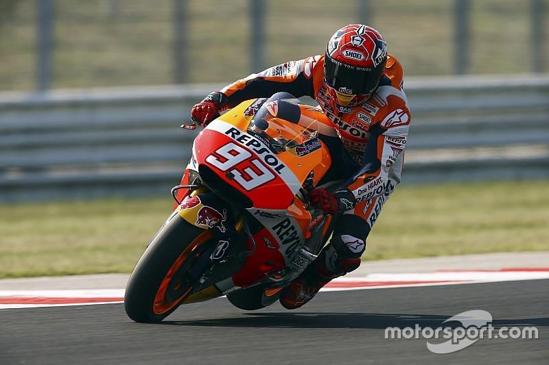 Sábio, Marquez vence em Misano; Rossi é 5º e Lorenzo abandona