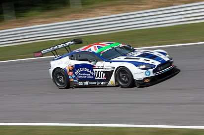 Howard, Adam win 2015 British GT title for Aston Martin