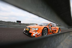 DTM Race report Hard-fought points for Audi in the DTM