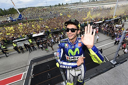 """Valentino: """"Peccato il podio, ma bene per il Mondiale"""""""