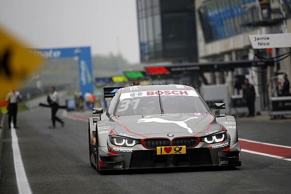 DTM Blomqvist lidera 1-2-3-4 da BMW; Farfus é 2º