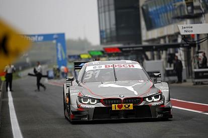 Blomqvist lidera 1-2-3-4 da BMW; Farfus é 2º