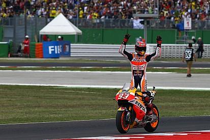 "Marquez: ""Decisivo il pit stop prima delle Yamaha"""