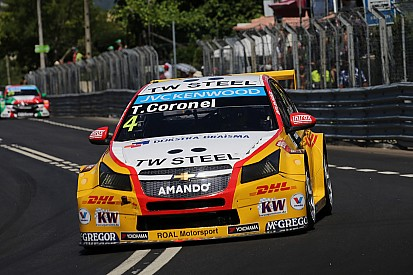 Tom Coronel strong in second race in Japan - video