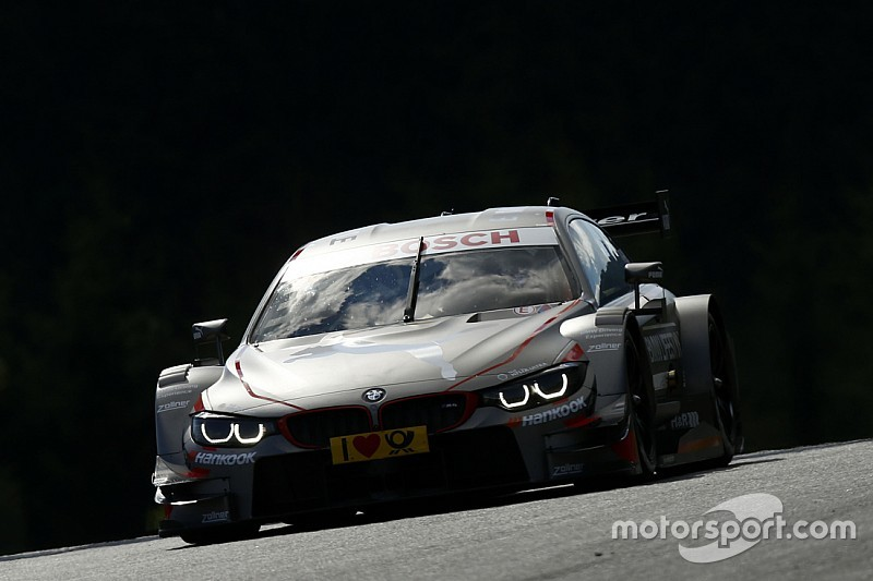 Tom Blomqvist becomes the youngest BMW winner in DTM history