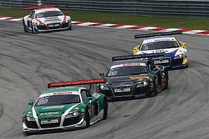 奥迪R8 LMS杯在马来西亚结束第四站